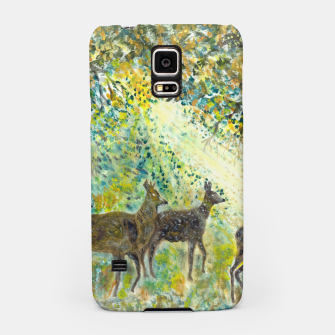 Thumbnail image of Adorable deers Samsung Case, Live Heroes