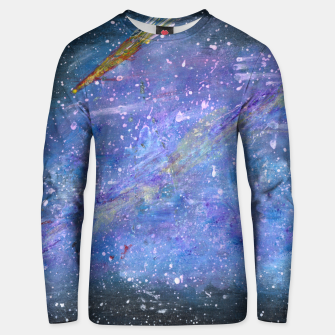 Thumbnail image of Space trip  Unisex sweater, Live Heroes