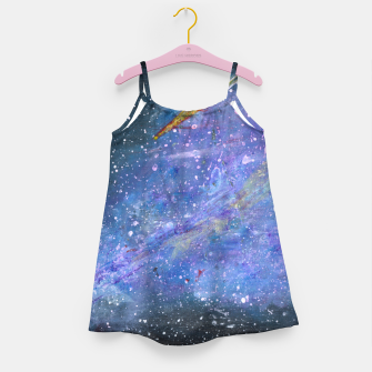 Thumbnail image of Space trip  Girl's dress, Live Heroes