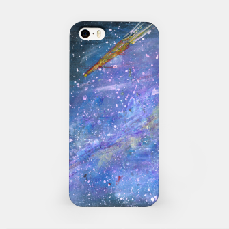 Thumbnail image of Space trip  iPhone Case, Live Heroes