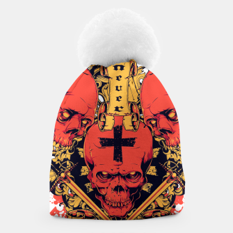 Thumbnail image of 3 DEVILS Beanie, Live Heroes