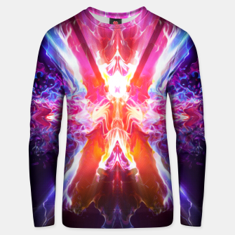 Thumbnail image of Weird Energy Unisex sweater, Live Heroes