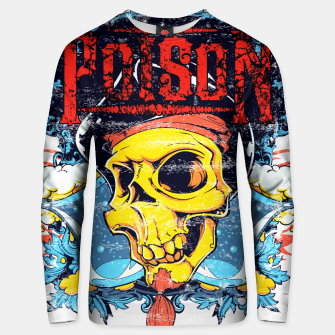 Thumbnail image of POISON Unisex sweater, Live Heroes