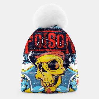 Thumbnail image of POISON Beanie, Live Heroes