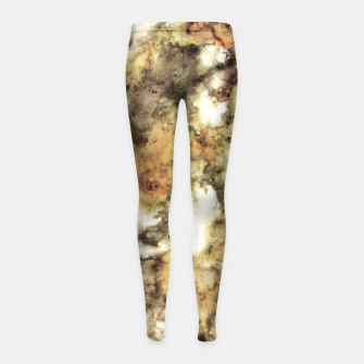 Thumbnail image of The formidable Girl's leggings, Live Heroes