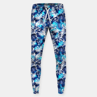 Thumbnail image of Spider Seashell Shibori Sweatpants, Live Heroes