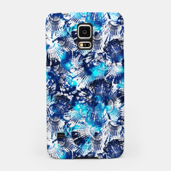 Thumbnail image of Spider Seashell Shibori Samsung Case, Live Heroes
