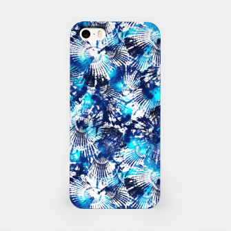 Thumbnail image of Spider Seashell Shibori iPhone Case, Live Heroes