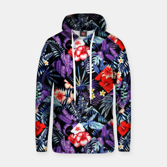Thumbnail image of Tropical Trends Hoodie, Live Heroes