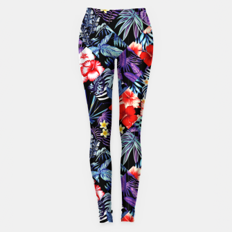 Thumbnail image of Tropical Trends Leggings, Live Heroes