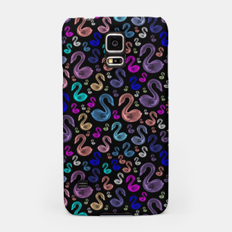 Thumbnail image of Enchanted Swans Samsung Case, Live Heroes