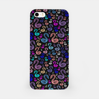 Thumbnail image of Enchanted Swans iPhone Case, Live Heroes