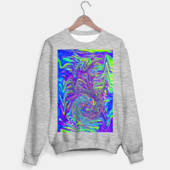 Abstract With Blue Sweater regular thumbnail image