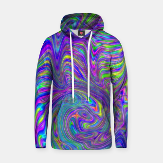 Abstract With Blue Hoodie thumbnail image