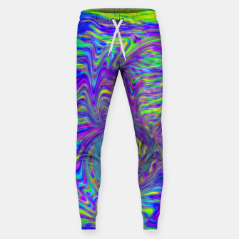 Thumbnail image of Abstract With Blue Sweatpants, Live Heroes