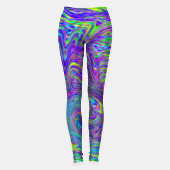 Thumbnail image of Abstract With Blue Leggings, Live Heroes