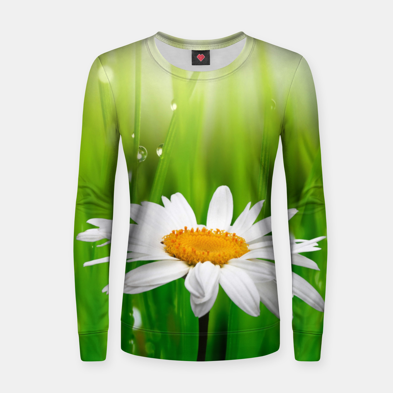 Image of Daisy Women sweater - Live Heroes