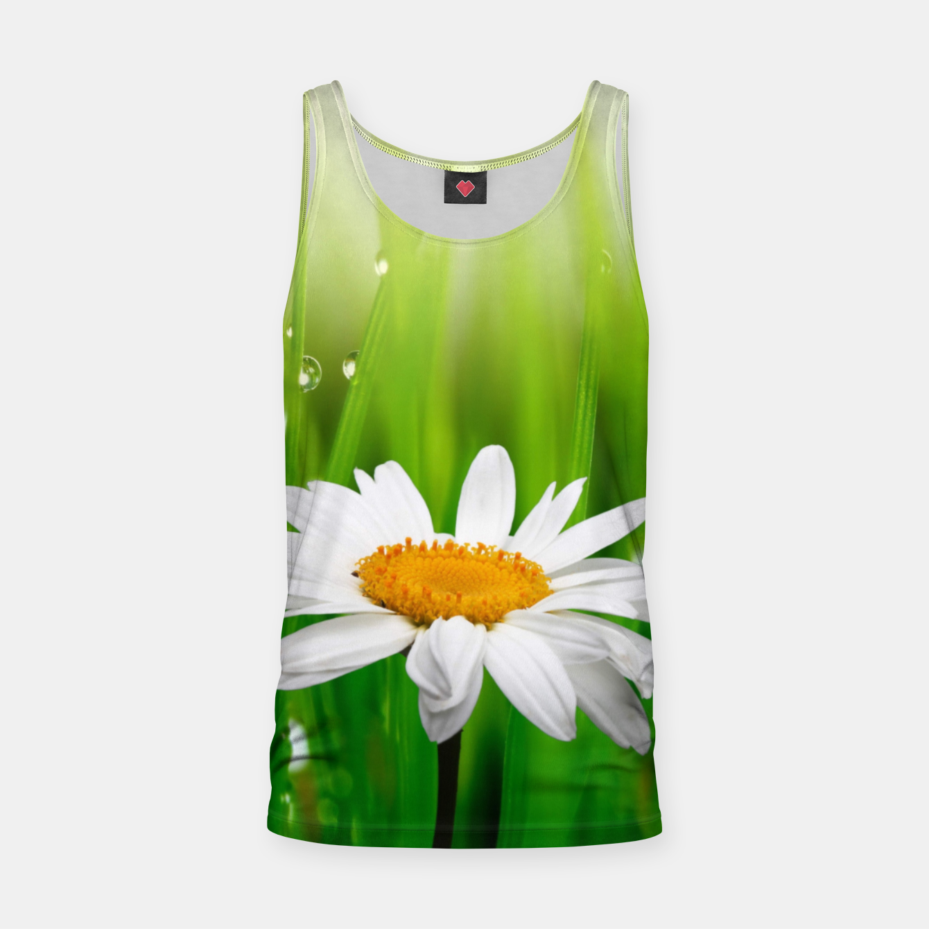 Image of Daisy Tank Top - Live Heroes