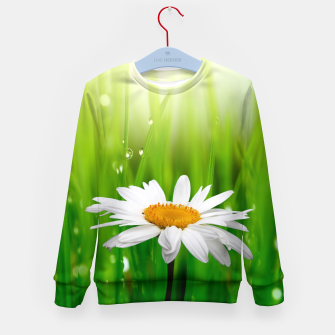 Daisy Kid's sweater obraz miniatury