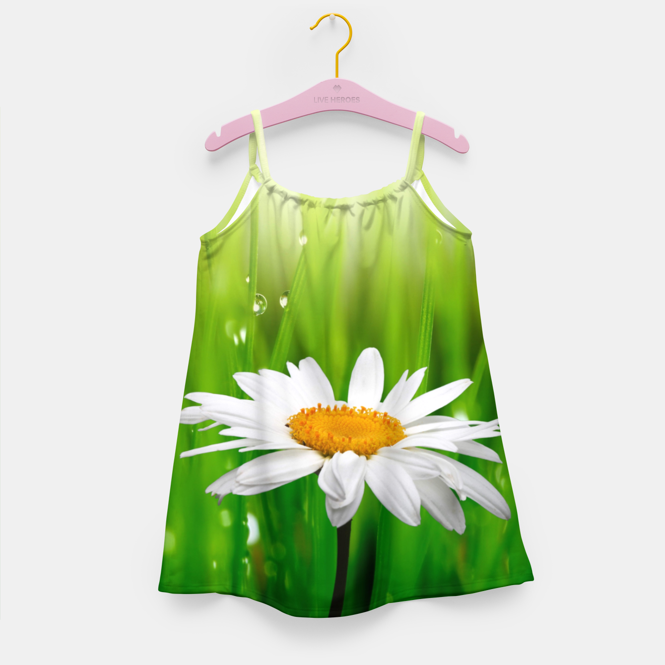 Image of Daisy Girl's dress - Live Heroes