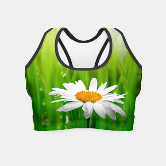 Thumbnail image of Daisy Crop Top, Live Heroes