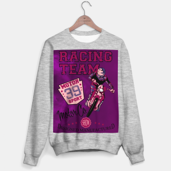 Thumbnail image of Off-Road Motocross Addiction Sweater regular, Live Heroes