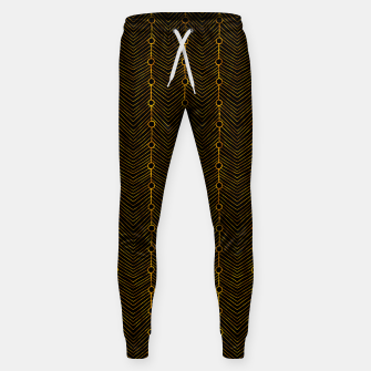 Thumbnail image of Simple Gold Pattern - 04 Sweatpants, Live Heroes