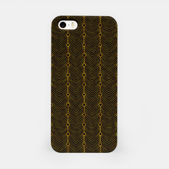 Thumbnail image of Simple Gold Pattern - 04 iPhone Case, Live Heroes