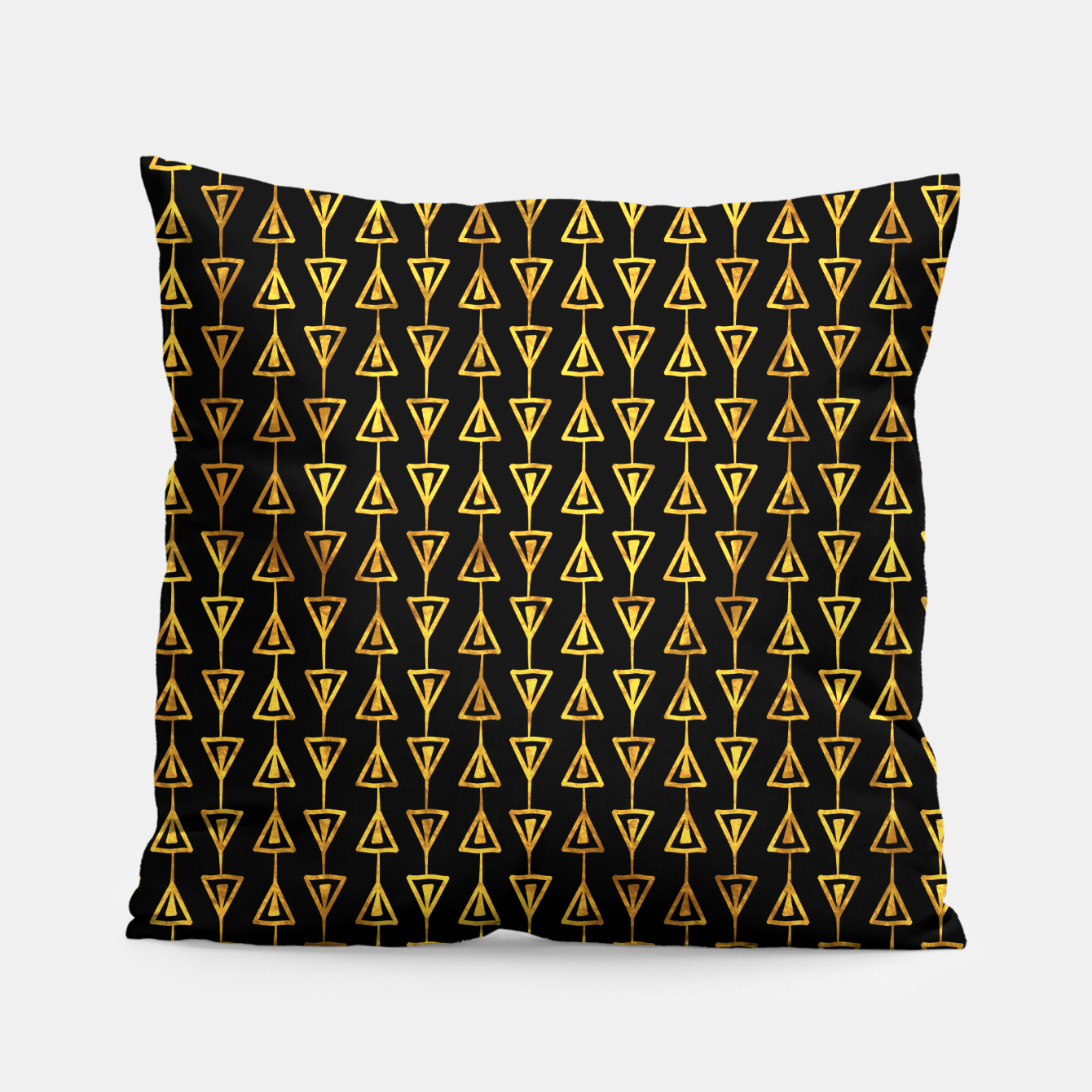 Foto Simple Gold Pattern - 05 Pillow - Live Heroes