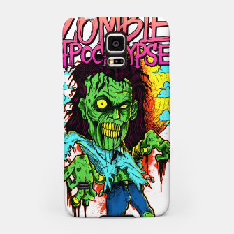Thumbnail image of ZOMBIE APOCALYPSE I Samsung Case, Live Heroes