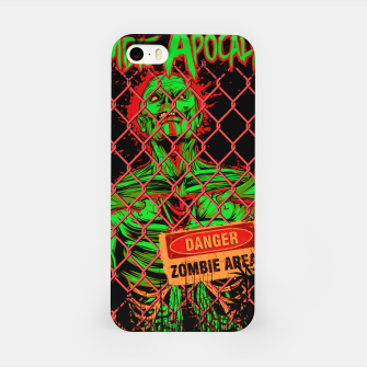 Thumbnail image of ZOMBIE APOCALYPSE II iPhone Case, Live Heroes