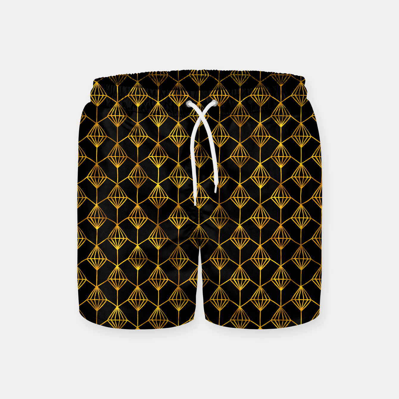Foto Simple Gold Pattern - 06 Swim Shorts - Live Heroes