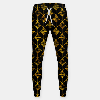 Simple Gold Pattern - 06 Sweatpants Bild der Miniatur