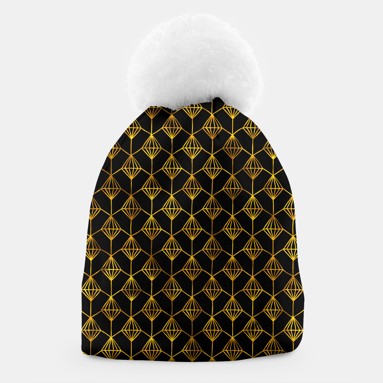 Foto Simple Gold Pattern - 06 Beanie - Live Heroes