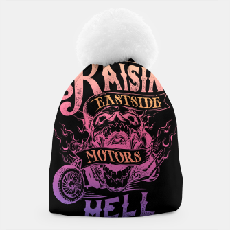 Thumbnail image of RAISIN HOG Beanie, Live Heroes