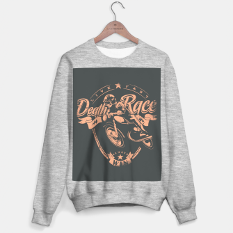 Thumbnail image of Death Race, Live Fast Sweater regular, Live Heroes