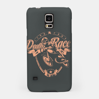Thumbnail image of Death Race, Live Fast Samsung Case, Live Heroes