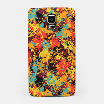 Thumbnail image of Splatter Ink Samsung Case, Live Heroes
