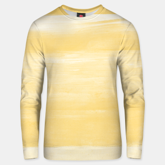 Thumbnail image of Yellow Watercolor Abstract Minimalism #1 #minimal #painting #decor #art  Unisex sweatshirt, Live Heroes