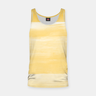 Thumbnail image of Yellow Watercolor Abstract Minimalism #1 #minimal #painting #decor #art  Muskelshirt , Live Heroes