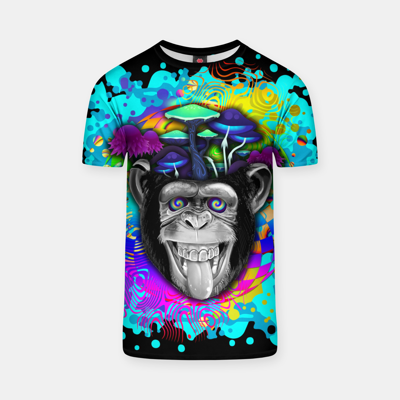 Image of STONED APE THEORY Camiseta - Live Heroes