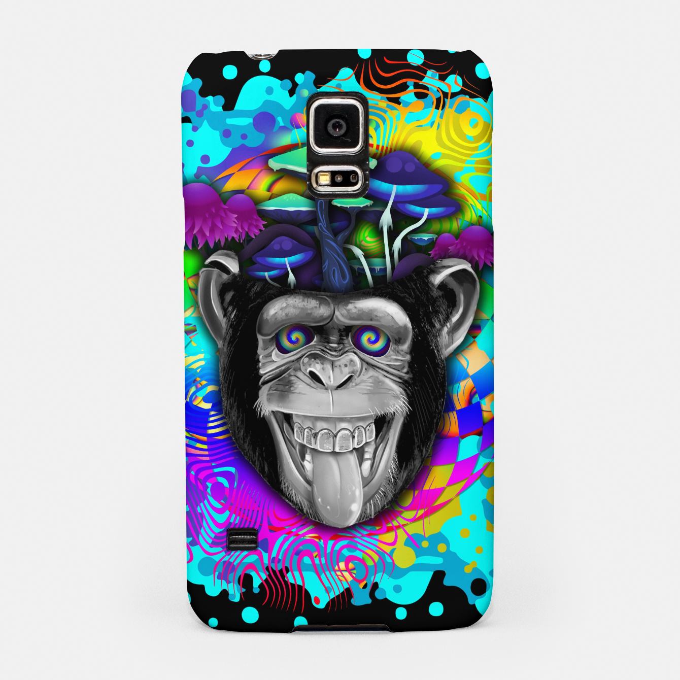 Image of STONED APE THEORY Carcasa por Samsung - Live Heroes