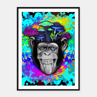 STONED APE THEORY Cartel con marco thumbnail image