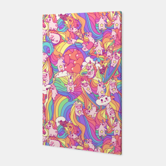 Thumbnail image of Unicorns Canvas, Live Heroes