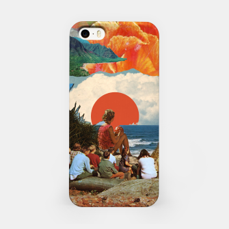 I licked your skin and it tasted like summer iPhone Case obraz miniatury
