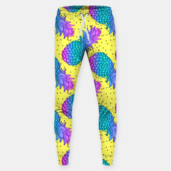 Thumbnail image of Creative Pineapples Sweatpants, Live Heroes