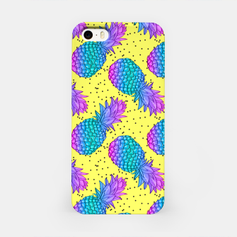 Thumbnail image of Creative Pineapples iPhone Case, Live Heroes