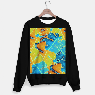 Thumbnail image of Summer leaves Sweater regular, Live Heroes