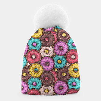 Thumbnail image of Donuts Beanie, Live Heroes
