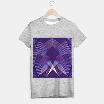Geometric pattern T-shirt regular thumbnail image